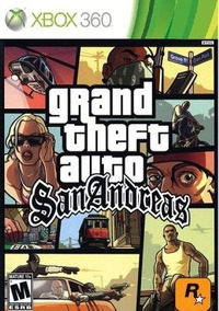Gta San Andreas Xbox 360/ One Digital Online