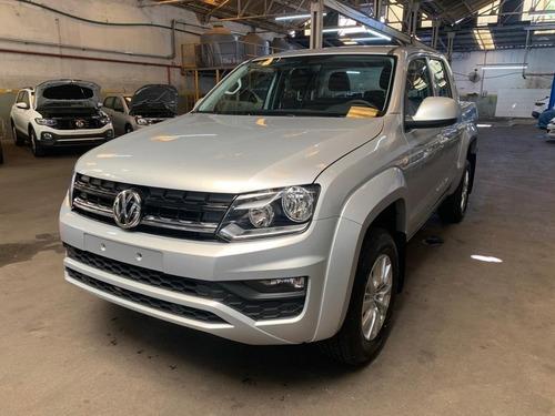 Volkswagen Amarok Comfortline Aut 2.0 Tdi 180cv 2021 0km 12