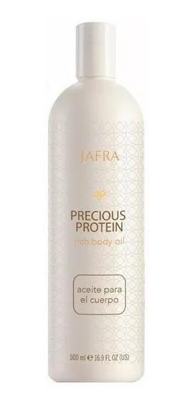 Aceite Para El Cuerpo Precious Protein De Jafra 500 Ml.