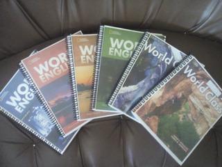 World English Libros De Ingles Del Cevaz + Dvd Digital