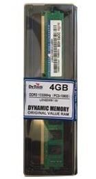 Memoria Ddr3 4gb 1333mhz 1.5v Desktop Detech