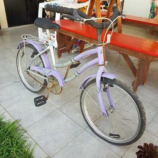 Bicicleta Rodado 20 De Nena Muy Buen Estado Envios