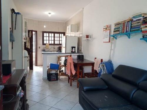 Imagem 1 de 10 de Casa Com 300 Metros Do Mar Em Itanhaém - 6639 | A.c.m