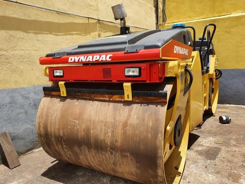 Rolo Compactador Dynapac Cc422 Ano 2000