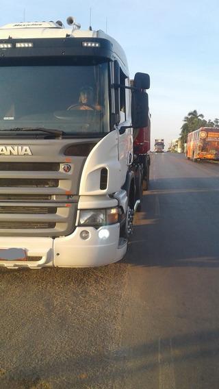 Scania P 340 2011 6x2 C Carreta 2013 0portunidade Revisado