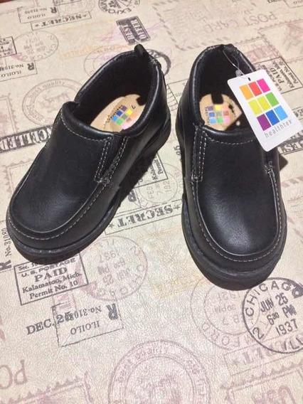Zapatos Niños Cuero Healthtex