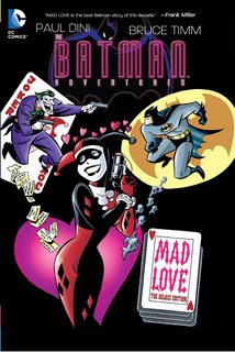 Dc Comics Ingles Batman Adventures - Mad Love Deluxe Edition