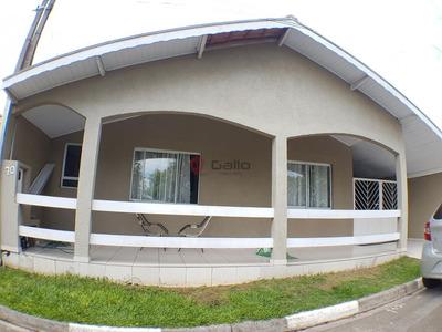 Casa À Venda Em Condomínio Porto Do Sol - Ca005595
