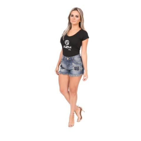 Shorts Feminino Azm Jeans
