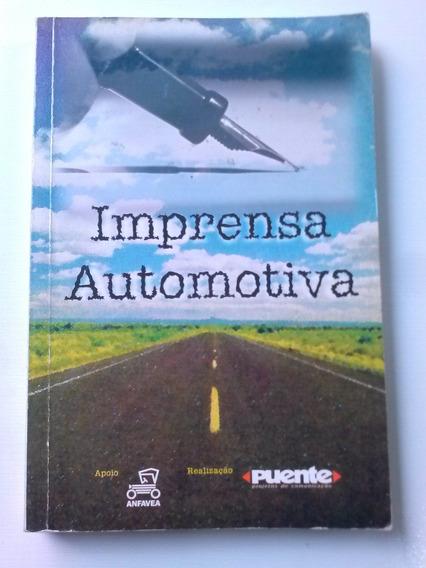 Livro - Imprensa Automotiva - Cecília Queiroz