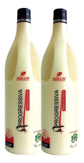 Progressiva Sem Formol + Shampoo Pronta Entrega Loja Oficial