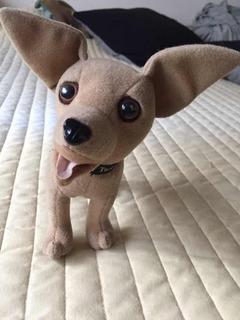 Peluche De Perro Chihuahua De Taco Bell Importado Eeuu