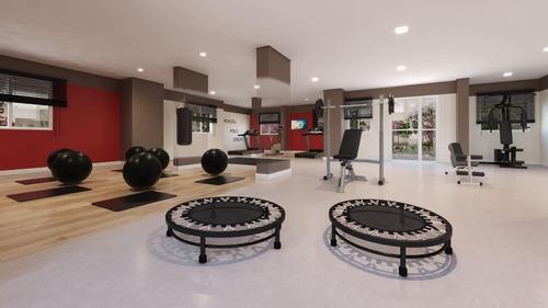 Apartamento Com 2 Dormitórios À Venda, 41 M² Por R$ 259.341,00 - Barra Funda - São Paulo/sp - Ap13738