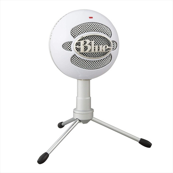 Blue Snowball Ice, Micrófono Usb Para Streaming / Grabación
