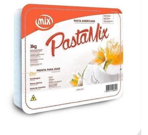 Pasta Americana Mix 800 Gr Fondant