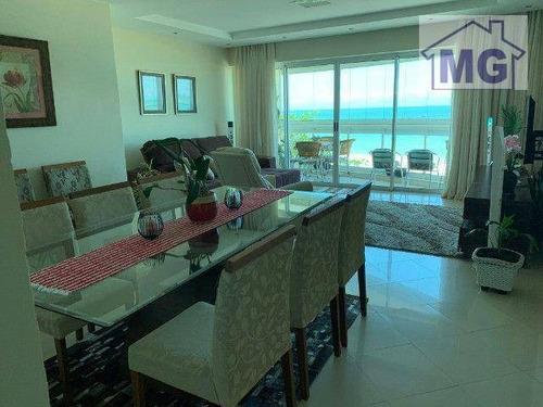 Imagem 1 de 20 de Apartamento À Venda, 142 M² Por R$ 670.000,00 - Praia Campista - Macaé/rj - Ap0520