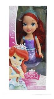 Pequeña Ariel Disney Princess 32cm Princesa Original Oferta