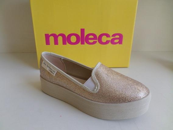 Tênis Adulto Feminino Flat Moleca Ref 5618.100