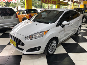 Ford Fiesta 1.6 Titanium Sedan 16v