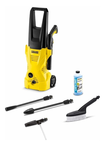Hidrolavadora Karcher K2 + Car-kit Alta Presión 1600psi