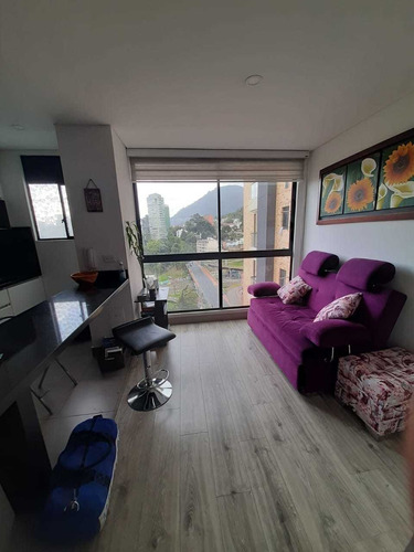 Se Renta Apartaestudio Amoblado En El Centro De Bogotá