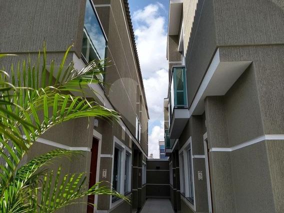 Sobrado Novo Em Condomínio Fechado Na Vila Nivi. - 170-im314464