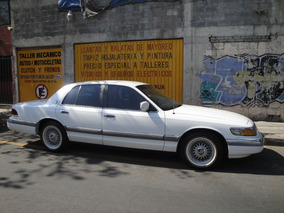 Ford Grand Marquis Factura Original Oportunidad Unico