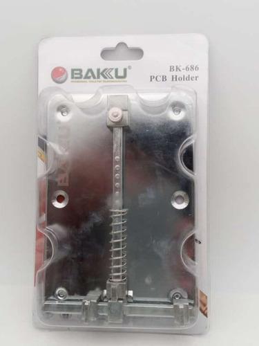 Pcb Sujetador De Placa Baku Bk-686