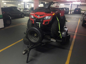 Quadriciclo Can Am Outlander 400cc 250hrs