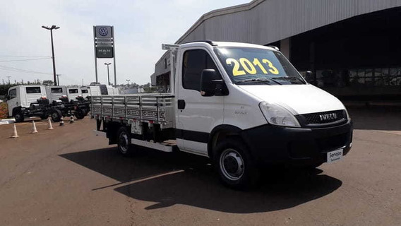 Iveco Daily Chassi 45s17 2p (dies.)(e5) 2013
