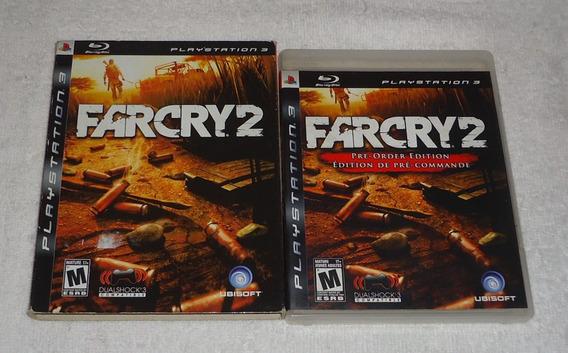 Farcry 2 Ps3 ** Frete Grátis Leia