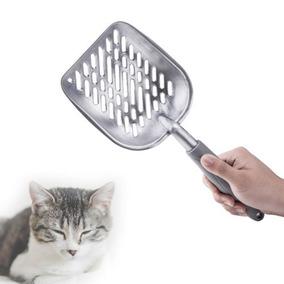 Gato Metal Basura Pala Pala Profundo Y Largo... (grey)