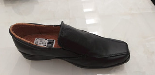 Zapato Tipo Escolar