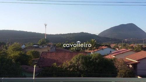 Apartamento Residencial À Venda, Itaipuaçu, Maricá. - Ap0122