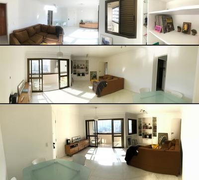 Apto Alto De Pinheiros, Muito Ensolarado. 3 Dorms. 1 Suite.