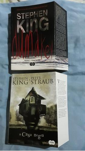 Livro A Casa Negra + Duma Key Stephen King Vl59