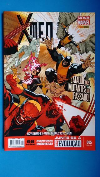X-men Nova Marvel 5 Panini Lacrada