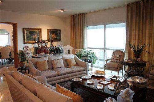 Apartamento Com 4 Dorms, Parque Do Morumbi, São Paulo - R$ 2.88 Mi, Cod: 2528 - A2528