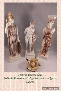 Figuras Decorativas Romano Y Griegos