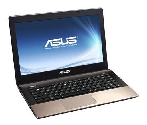 Notebook Asus I5 16gb Memoria Ddr3 Ssd 120gb Tela 14led