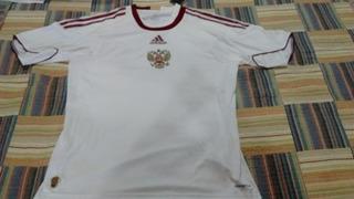 Camisa Seleção Rússia Mega Rara Original