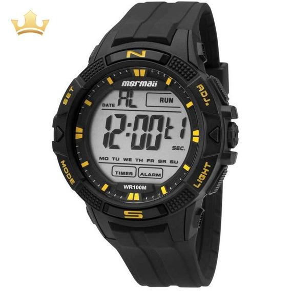 Relógio Mormaii Masculino Mo5001/8y Com Nf