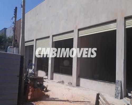 Salão Comercial Para Alugar Jardim Santana Campinas - Sl03429 - Sl03429 - 33805604
