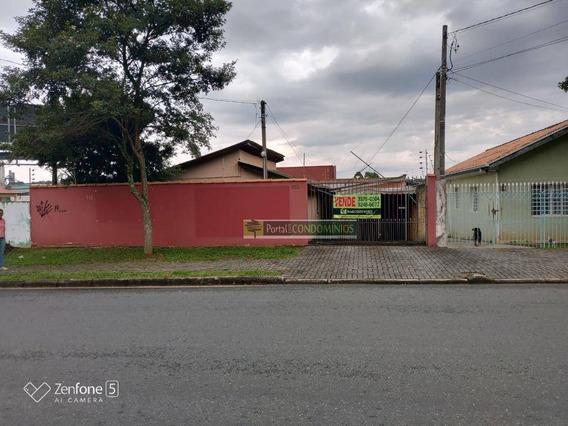 Terreno À Venda, 403 M² Por R$ 650.000,00 - Campina Do Siqueira - Curitiba/pr - Te0614