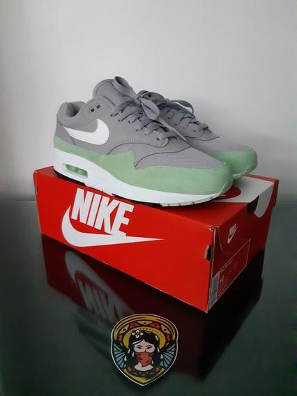 Nike Air Max 1 Green Grey Original