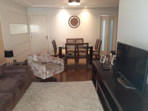 Imagem 1 de 15 de Apartamento Para Venda Em São Caetano Do Sul, Barcelona, 3 Dormitórios, 1 Suíte, 2 Banheiros, 2 Vagas - Vidiludea_1-1549269