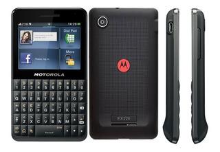 Celular Motorola Ex226 - Dual Sim