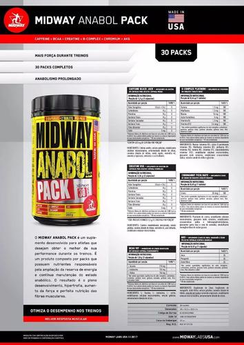 Pre Treino Anabol Pack Creatina 120 Capsulas Zma 90 Capsulas | Mercado Livre
