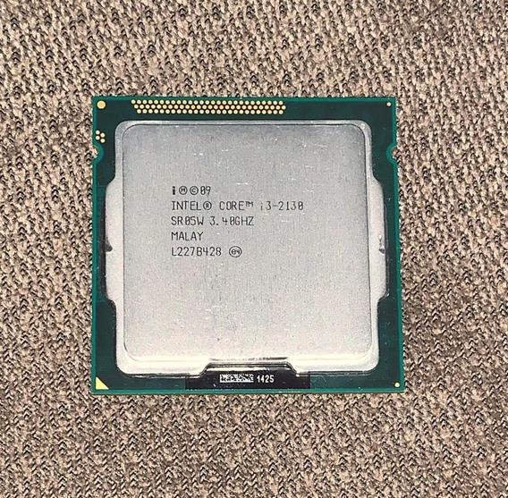 Processador Intel Core I3-2130 Lga 1155 3.40ghz/3m Oem