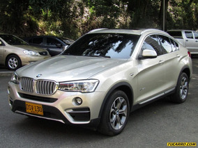 Bmw X4 Xdrive 20d M Edition (190 Hp)